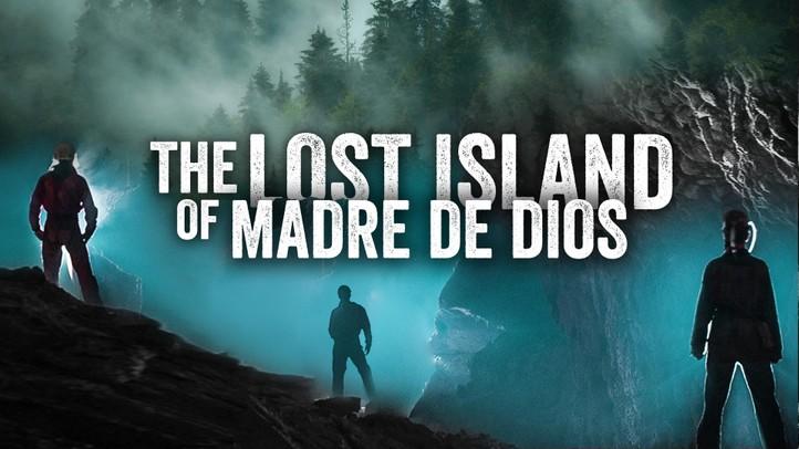 The Lost Island of Madre de Dios